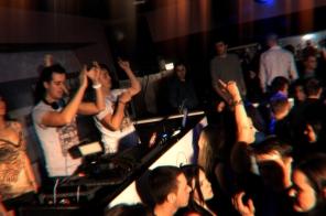Partydul KissFM @ Club Scala   2 Ani de Existenta
