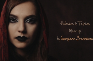 Halloween & Fashion Make up by Georgiana Brasoveanu