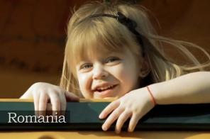 Am participat in proiectul Smile to the World, reprezentand Romania.