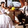 O scurta prezentare mai deosebita a mirilor Gabriela si Dan, nunta lor a avut loc la Piatra Neamt.