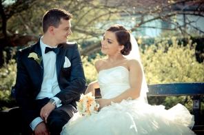 Nunta mirilor Andreea si Alex a avut loc in Londra, Marea Britanie.